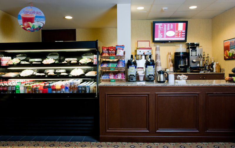 Crowne Plaza Louisville Airport Expo Center-Louisville Airport Hotel Quench Grab-N-Go<br/>Image from Leonardo