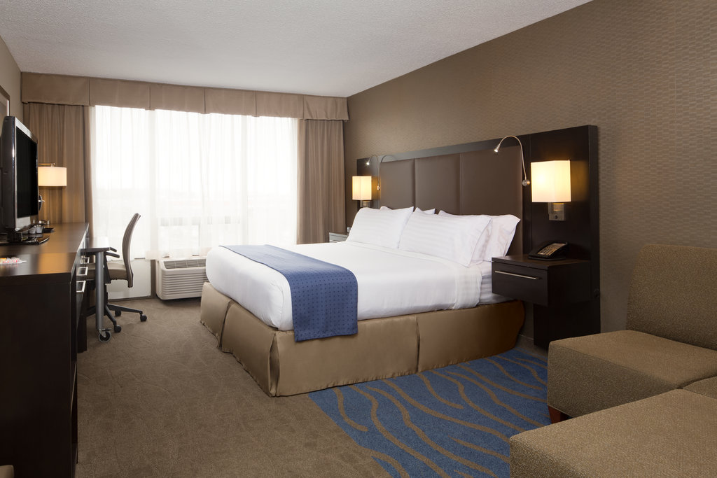 Holiday Inn Columbia East - Jessup-King Bed Guest Room<br/>Image from Leonardo