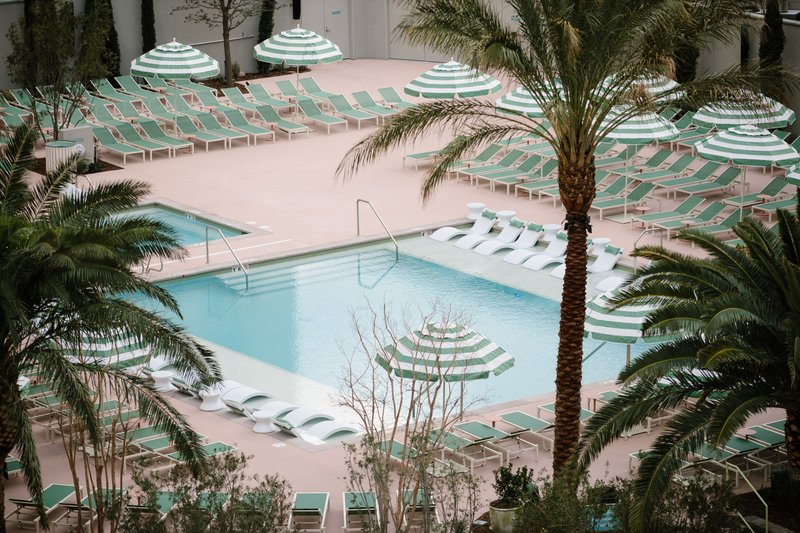 Park MGM Las Vegas - Pool Hero Shot <br/>Image from Leonardo