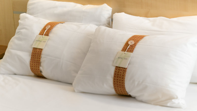 Holiday Inn Express Saint - Nazaire-Selection of pillows for your comfort<br/>Image from Leonardo