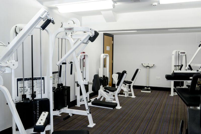 Crowne Plaza Plymouth-Keep fit in our fully-equipped gym<br/>Image from Leonardo