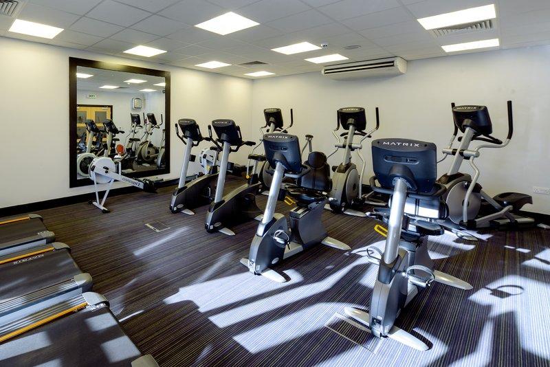Crowne Plaza Plymouth-Gym<br/>Image from Leonardo