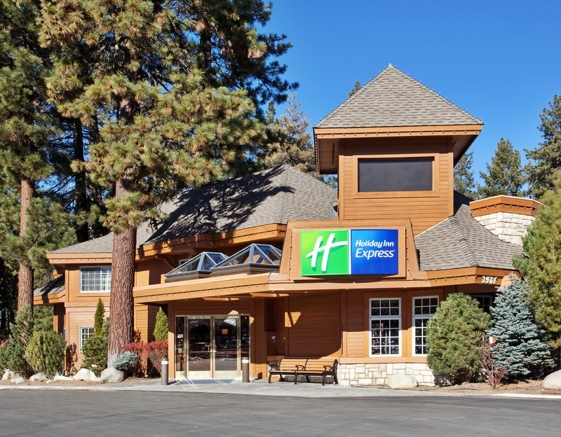 Holiday Inn Express South Lake Tahoe-Welcome to the beautiful Holiday Inn Express South Lake Tahoe<br/>Image from Leonardo
