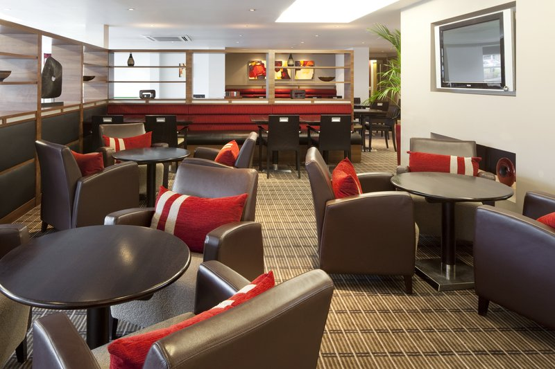 Holiday Inn Express Milton Keynes-We serve evening meals Monday - Thursday in our modern hotel<br/>Image from Leonardo