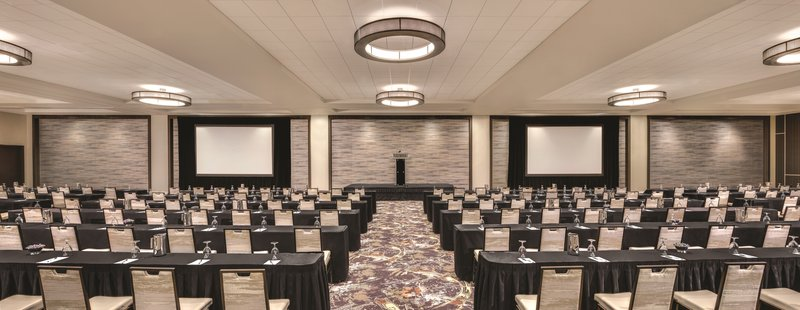 Luxor Resort and Casino - Conference Room <br/>Image from Leonardo