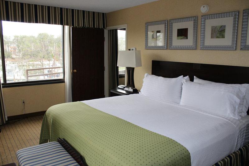 Holiday Inn Solomons-Conf Center & Marina-Guest Room<br/>Image from Leonardo