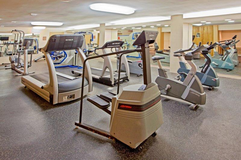 Holiday Inn Solomons-Conf Center & Marina-Fitness Center<br/>Image from Leonardo