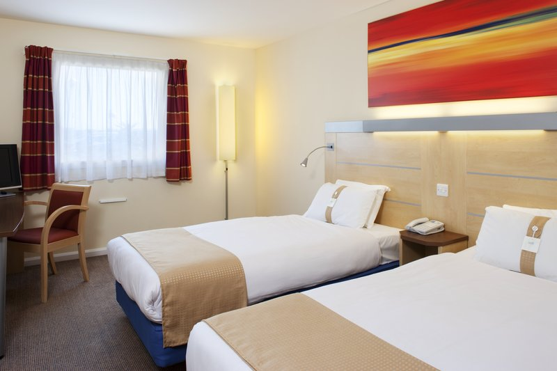 Holiday Inn Express Norwich-Our twin or double rooms are allocated for single occupancy<br/>Image from Leonardo