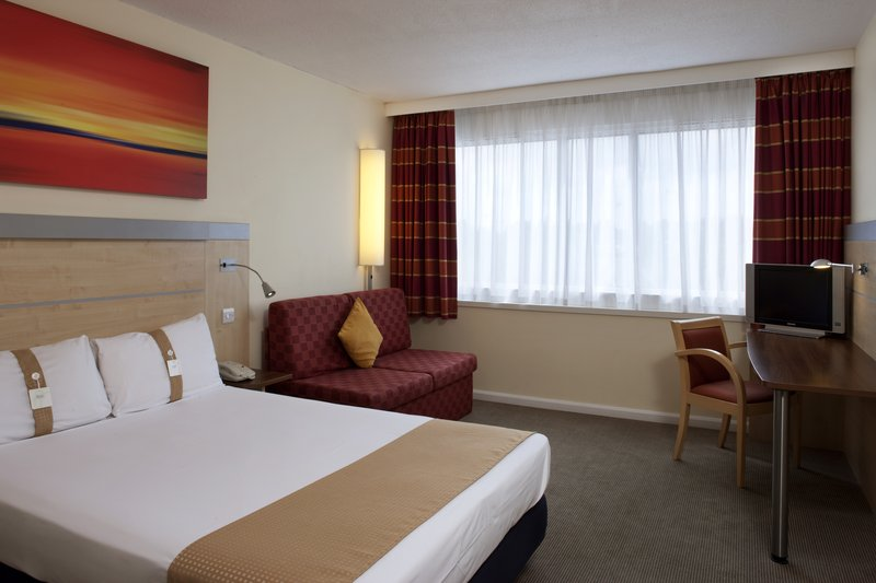 Holiday Inn Express Norwich-Stay connected with free wireless Internet access in your room<br/>Image from Leonardo