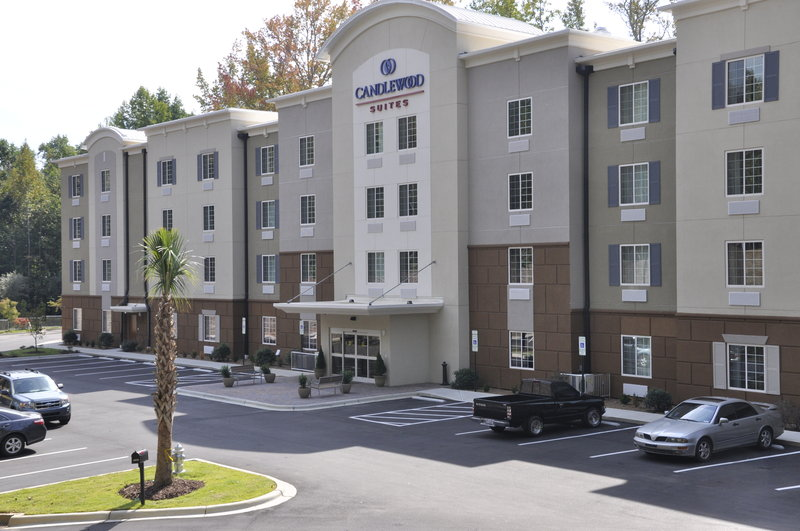 Candlewood Suites Mooresville/Lake Norman-Exterior view we are located near Lowe's Corporate Headquarter's<br/>Image from Leonardo