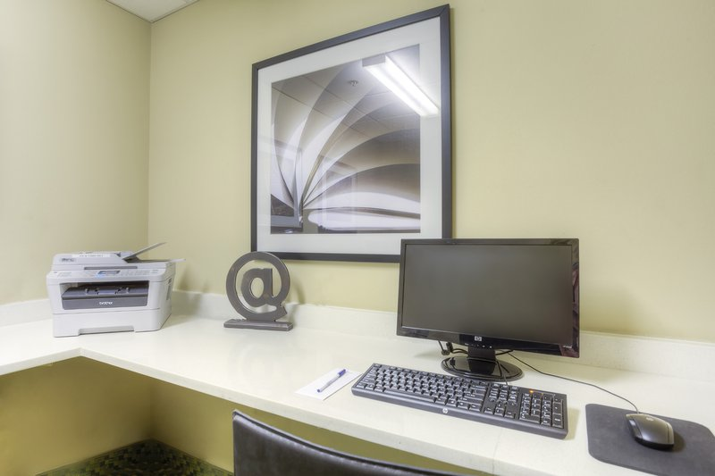 Candlewood Suites Mooresville/Lake Norman-Enjoy our Complimentary Wi-Fi in our 24 hour business center<br/>Image from Leonardo