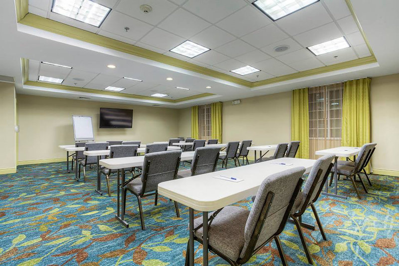Candlewood Suites Mooresville/Lake Norman-Meeting Space up to 50 people with Flat screen television <br/>Image from Leonardo