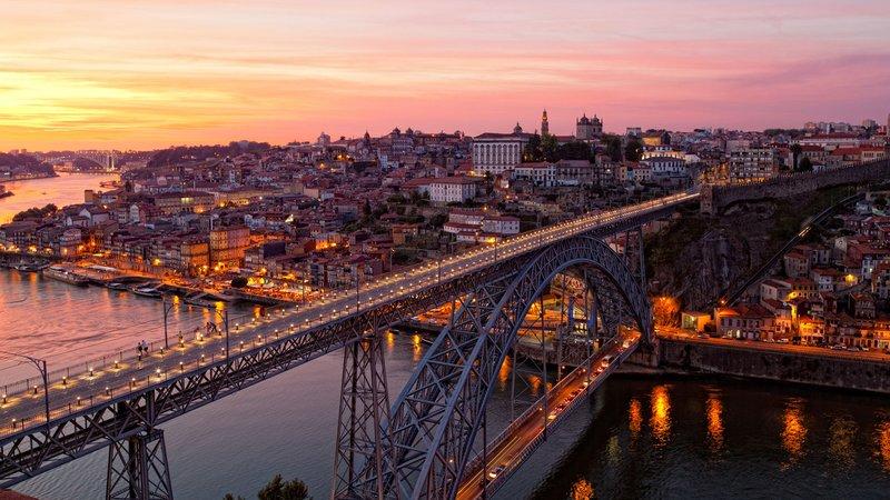 Intercontinental Porto - Palacio das Cardosas-Porto Bridge<br/>Image from Leonardo
