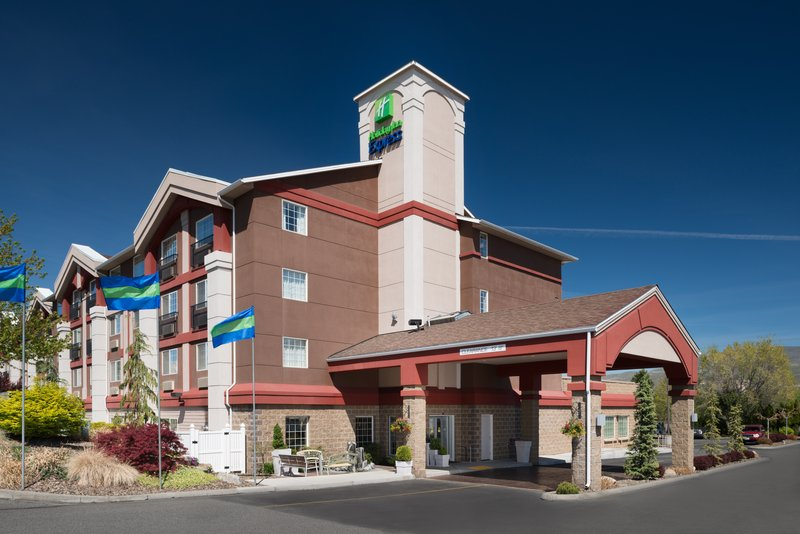 Holiday Inn Express Wenatchee-Welcome to the Holiday Inn Express Wenatchee!<br/>Image from Leonardo