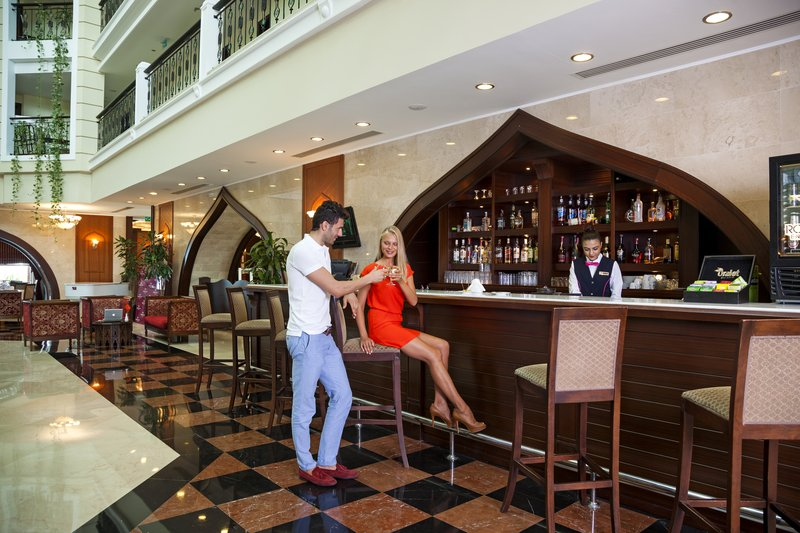 Crowne Plaza Antalya-Bar and Lounge<br/>Image from Leonardo