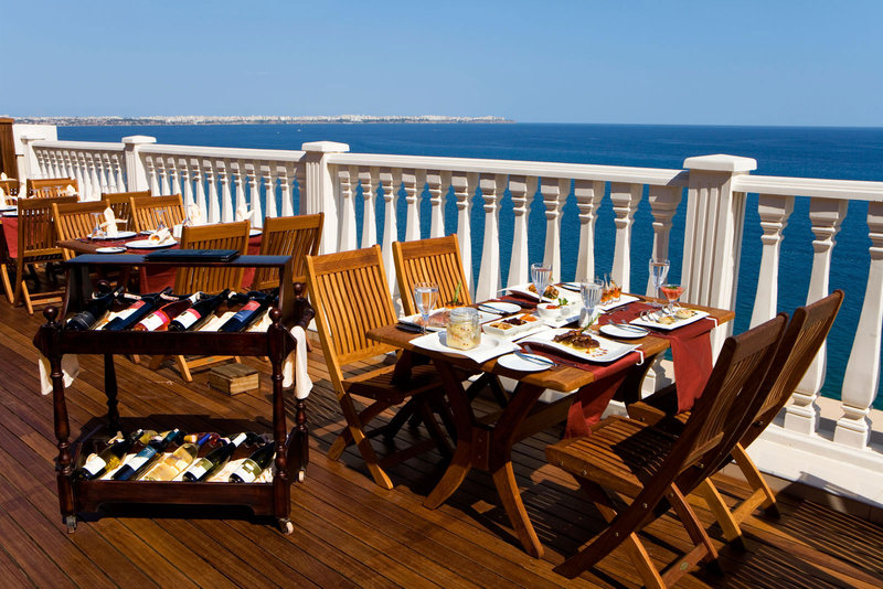 Crowne Plaza Antalya-Ambrosia Restaurant on the 10th floor open terrace<br/>Image from Leonardo