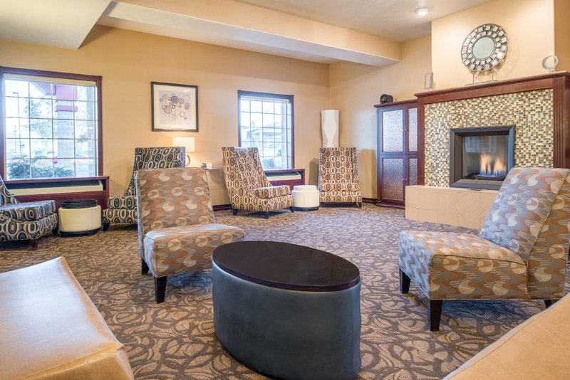 Holiday Inn Express Wenatchee-Enjoy the comforts of home at the only IHG property in Wenatchee<br/>Image from Leonardo