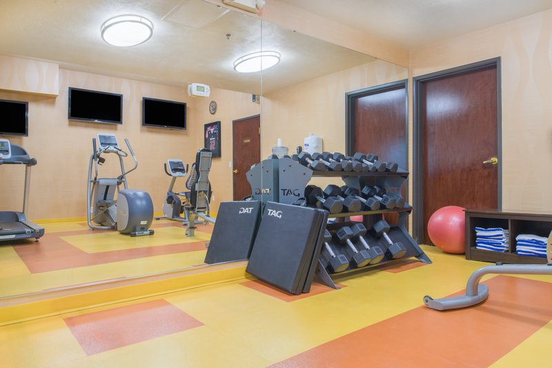 Holiday Inn Express Wenatchee-Fitness Center<br/>Image from Leonardo