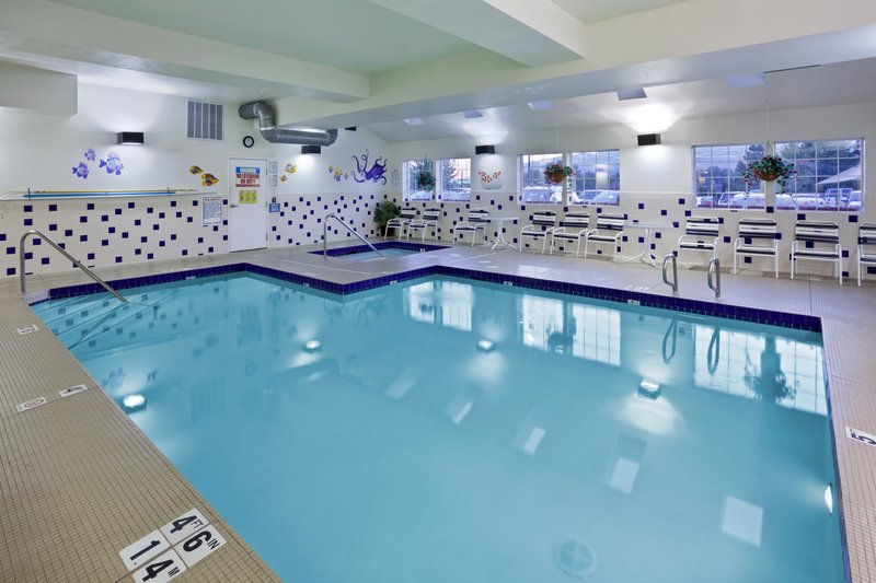 Holiday Inn Express Wenatchee-Indoor Heated Swimming Pool<br/>Image from Leonardo
