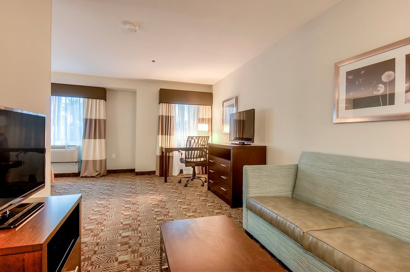 Holiday Inn Express & Suites Carlsbad Beach 4.4/5 | 506 Revi-Executive Suite with sitting area / wet bar / work area<br/>Image from Leonardo