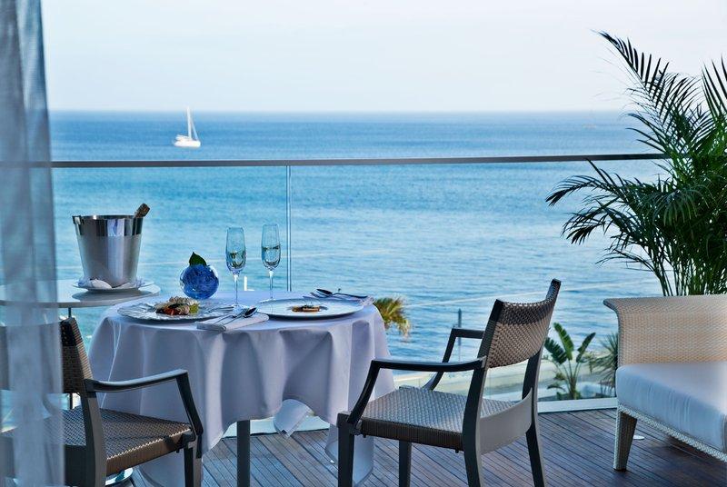 Intercontinental Estoril-Ocean Deluxe Room Terrace<br/>Image from Leonardo