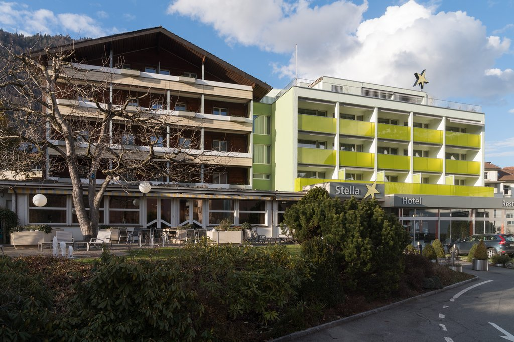 Swiss Inn Hotel & Apartments-Aussen Stella<br/>Image from Leonardo