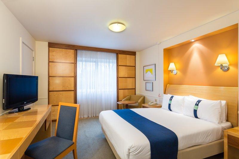 Holiday Inn Cambridge-Efficient King ADA/Accessible Nonsmoking Room<br/>Image from Leonardo