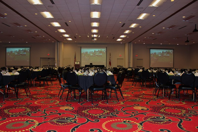 Holiday Inn Des Moines - Airport / Conf Ctr-Banquet Room<br/>Image from Leonardo