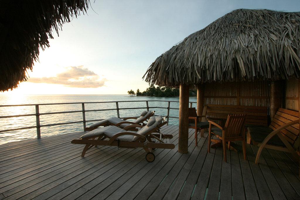 Le Taha'a Island Resort & Spa - Exterior View <br/>Image from Leonardo
