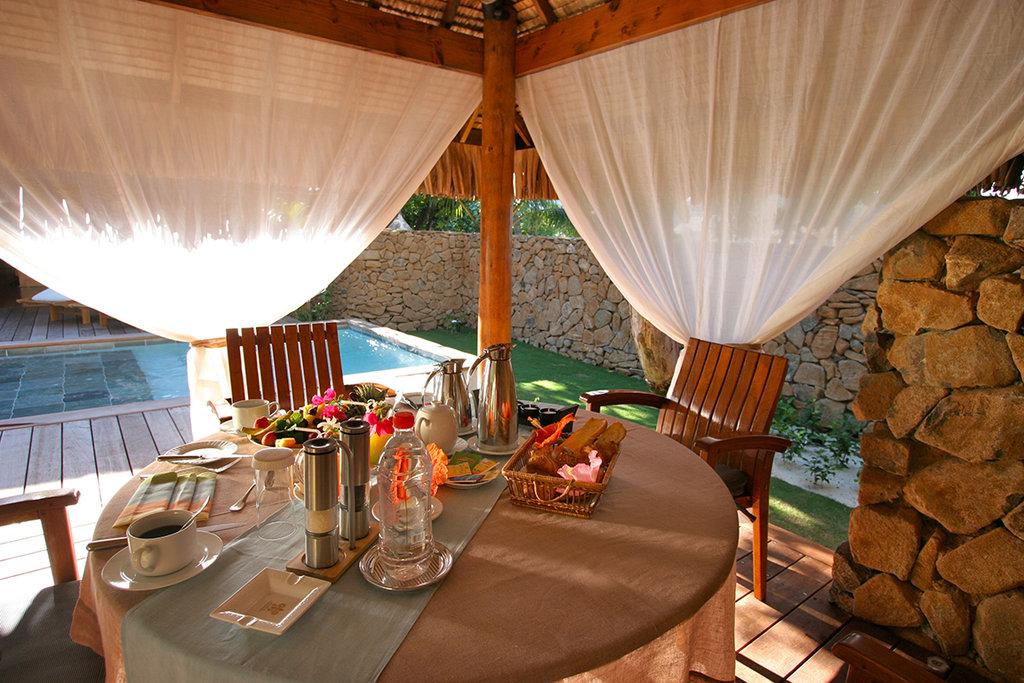 Le Taha'a Island Resort & Spa - Food <br/>Image from Leonardo