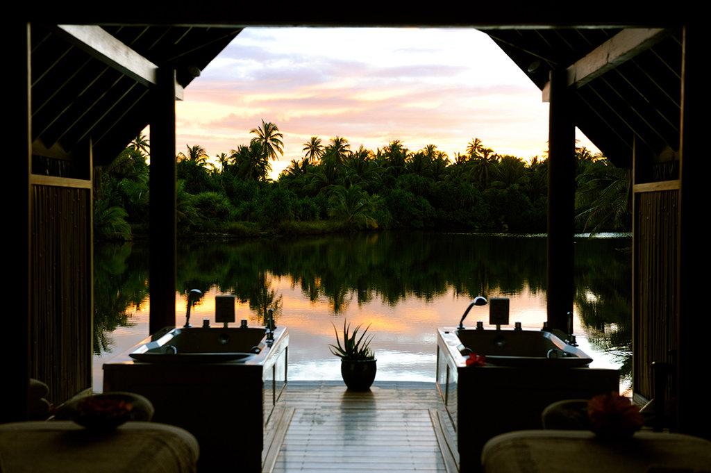 Le Taha'a Island Resort & Spa - Spa <br/>Image from Leonardo