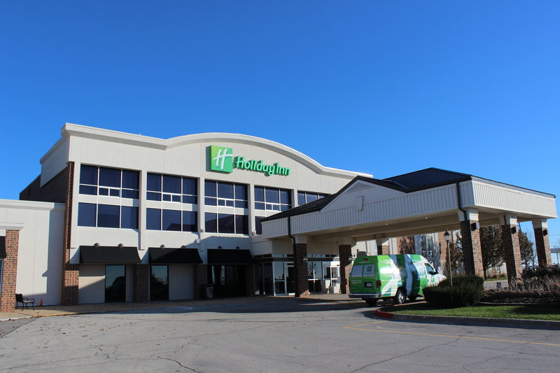 Holiday Inn Des Moines - Airport / Conf Ctr-Hotel Exterior<br/>Image from Leonardo