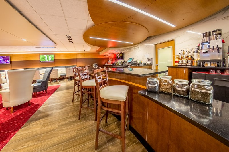 Holiday Inn Des Moines - Airport / Conf Ctr-Visit the Coffee and Ice Cream Bar for a Pick Me Up<br/>Image from Leonardo