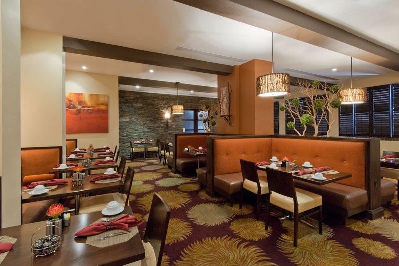 Crowne Plaza Albuquerque-Relax with a cappuccino at the Café<br/>Image from Leonardo