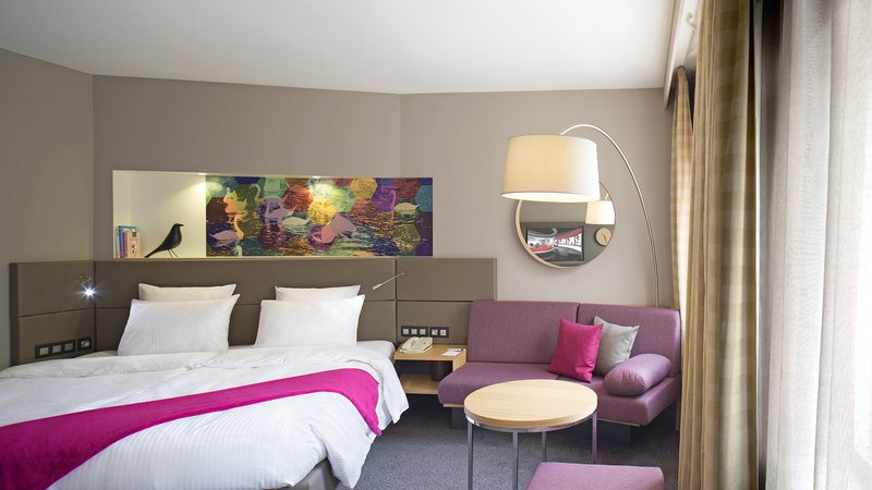 Crowne Plaza Brugge-Crowne Plaza Brugge two beds with view<br/>Image from Leonardo