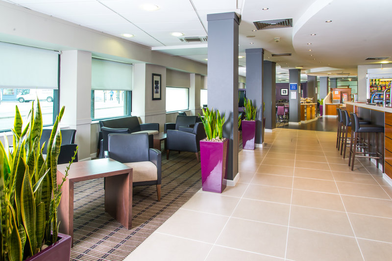Holiday Inn Express Glasgow - City Centre Riverside-Our modern Great Room is the perfect space for a catch up<br/>Image from Leonardo