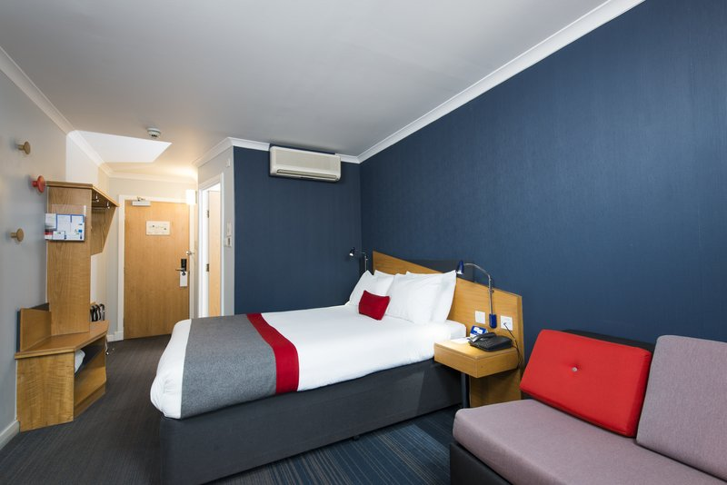 Holiday Inn Express Glasgow - City Centre Riverside-Looking for space, style and comfort? We have it all<br/>Image from Leonardo