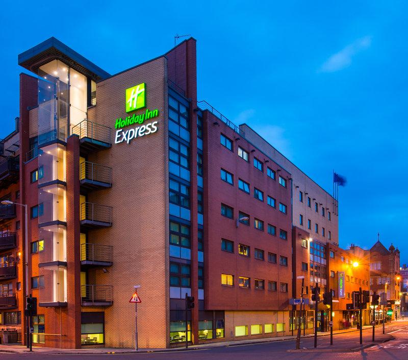 Holiday Inn Express Glasgow - City Centre Riverside-Holiday Inn Express Glasgow Riverside - a great base for exploring<br/>Image from Leonardo