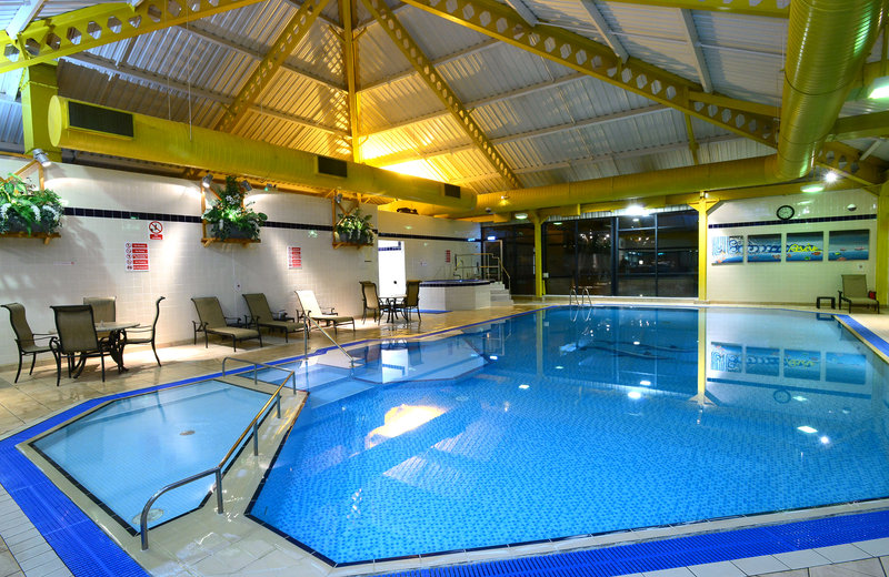Holiday Inn Telford - Ironbridge-Take a dip in our lovely warm swimming pool<br/>Image from Leonardo