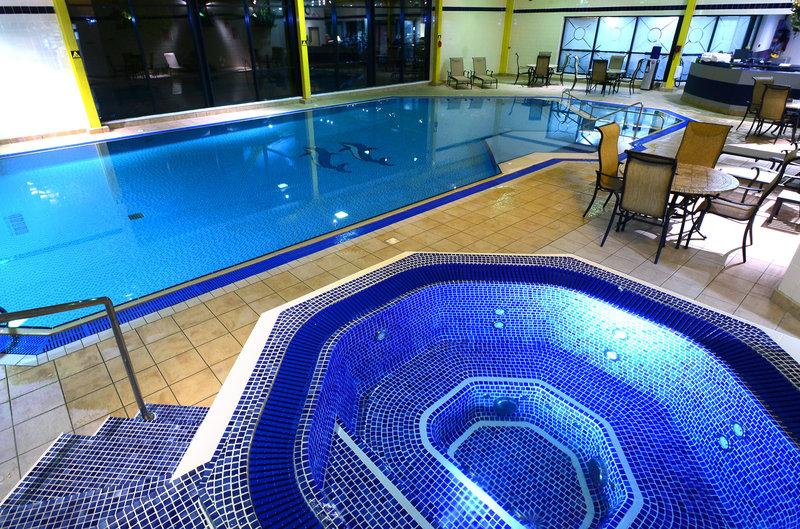 Holiday Inn Telford - Ironbridge-Relax in the spa pool<br/>Image from Leonardo