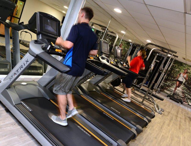 Holiday Inn Telford - Ironbridge-Fitness Center<br/>Image from Leonardo