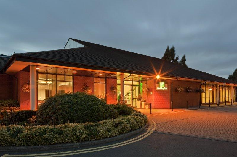 Holiday Inn Telford - Ironbridge-A warm welcome awaits you<br/>Image from Leonardo