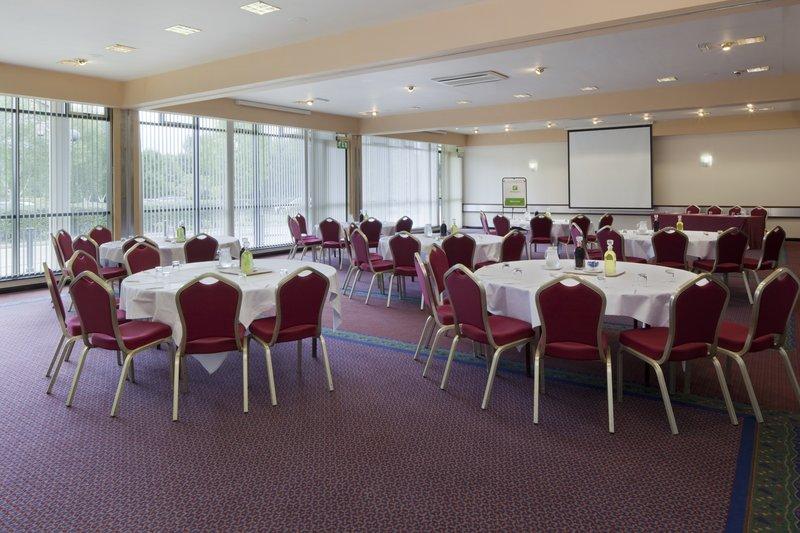 Holiday Inn Telford - Ironbridge-The Reynolds Suite - maximum 140<br/>Image from Leonardo