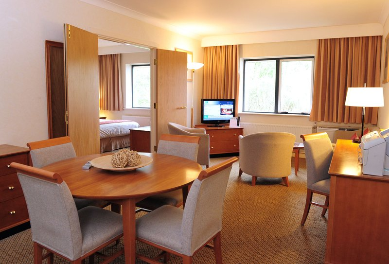 Holiday Inn Telford - Ironbridge-Room to relax in our Suite with its separate living area<br/>Image from Leonardo