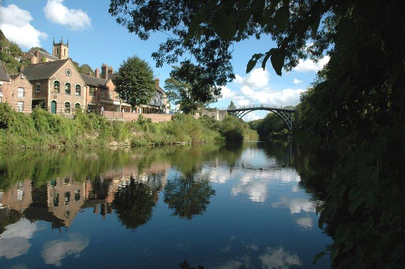 Holiday Inn Telford - Ironbridge-Area Attractions<br/>Image from Leonardo