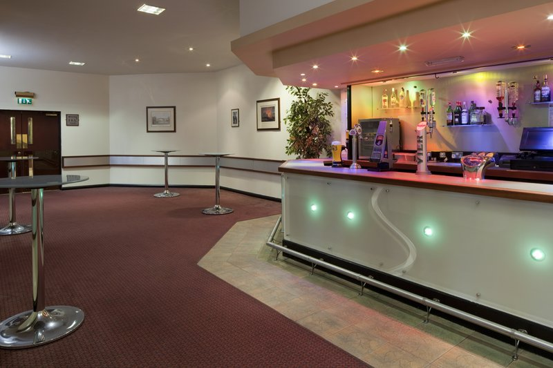 Holiday Inn Telford - Ironbridge-The Reynolds Suite Pre-function Area and Bar<br/>Image from Leonardo