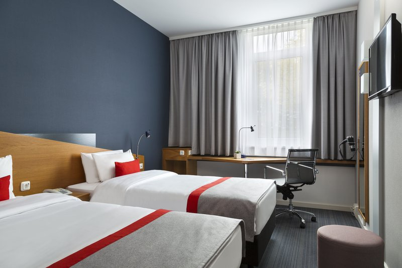 Holiday Inn Express Dortmund-Ideal for sharing - our twin bedded rooms<br/>Image from Leonardo