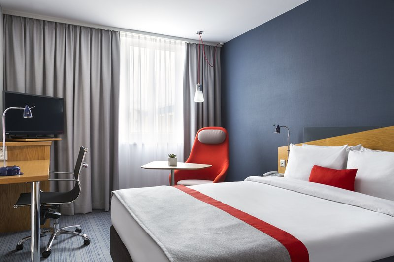 Holiday Inn Express Dortmund-Enjoy your stay in your comfortable Business Guest Room<br/>Image from Leonardo