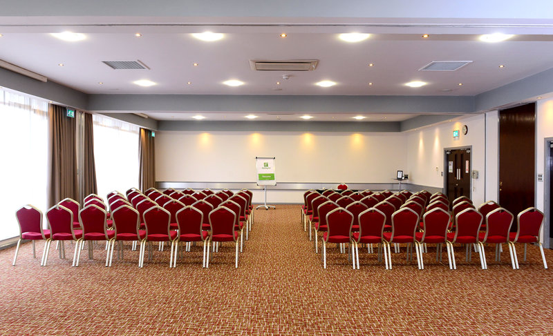 Holiday Inn Telford - Ironbridge-Reynolds Suite for large meetings or functions<br/>Image from Leonardo