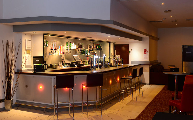Holiday Inn Telford - Ironbridge-Reynolds Suite has its own Reynolds Bar area<br/>Image from Leonardo